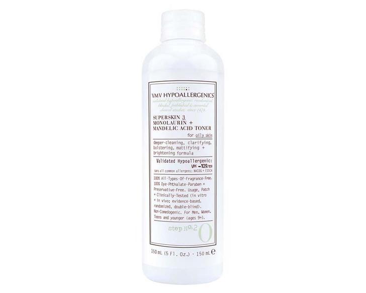 SuperSkin 3 Monolaurin + Mandelic Acid Toner For Oily Skin 150ml