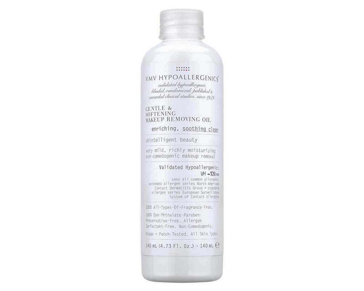 Gentle & Softening Makeup Removing Oil 140ml