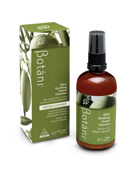 Olive Soothing Cream Cleanser 100ml