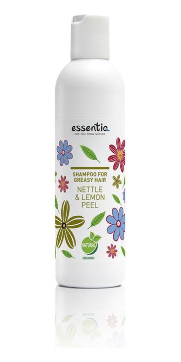Shampoo for Greasy Hair Nettle & Lemon Peel 250ml