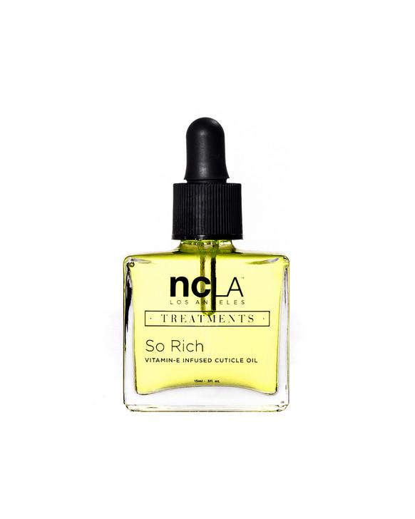 So Rich Vitamin E Infused Cuticle Oil - Dark Almond 13.3ml