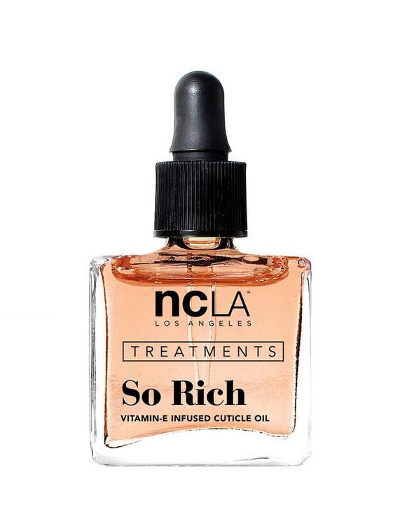 So Rich Vitamin E Infused Cuticle Oil - Pumpkin Spice 13.3ml