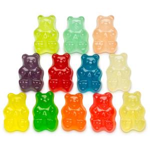 12 Flavor Gummy Bears