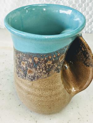 Island Oasis Handwarmer Mug
