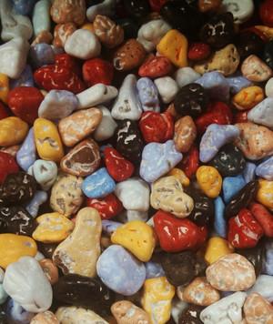 Chocolate River Rocks