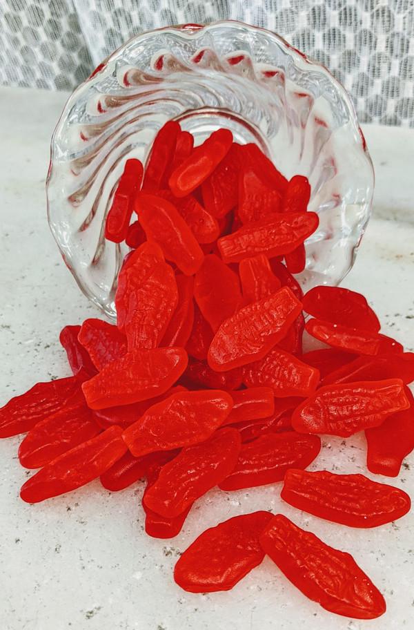 Mini Red Swedish Fish