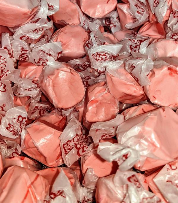 Strawberry Salt Water Taffy