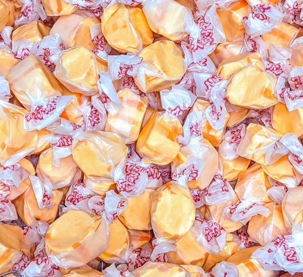 Orange Salt Water Taffy