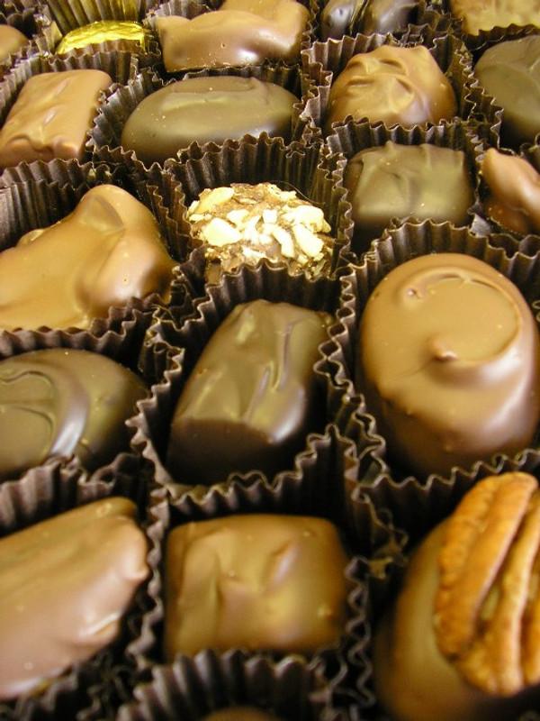 Assorted 1 lb. Chocolates