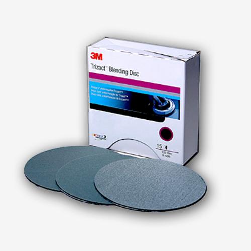 """3M Trizact Hookit 3"""" Blending Discs"""