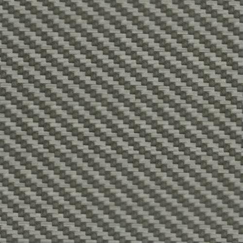 Black and Clear Carbon Fiber (100 CM)