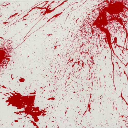 BLOOD SPATTER (50CM)
