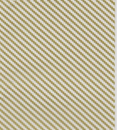 Gold Carbon Fiber