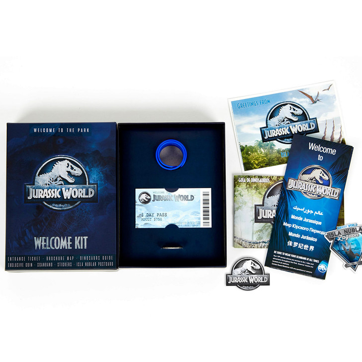 JURASSIC WORLD Welcome Kit