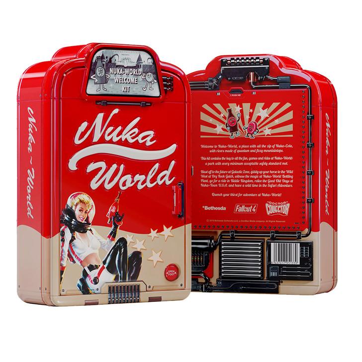 FALLOUT - NUKA WORLD - Kit de Bienvenida