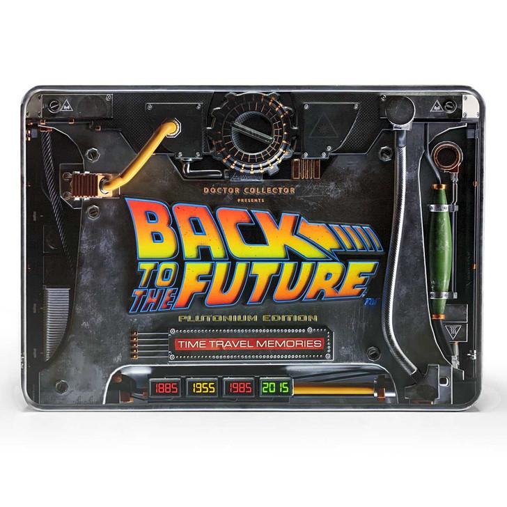 Regreso al futuro - Time Travel Memories Plutonium Edition