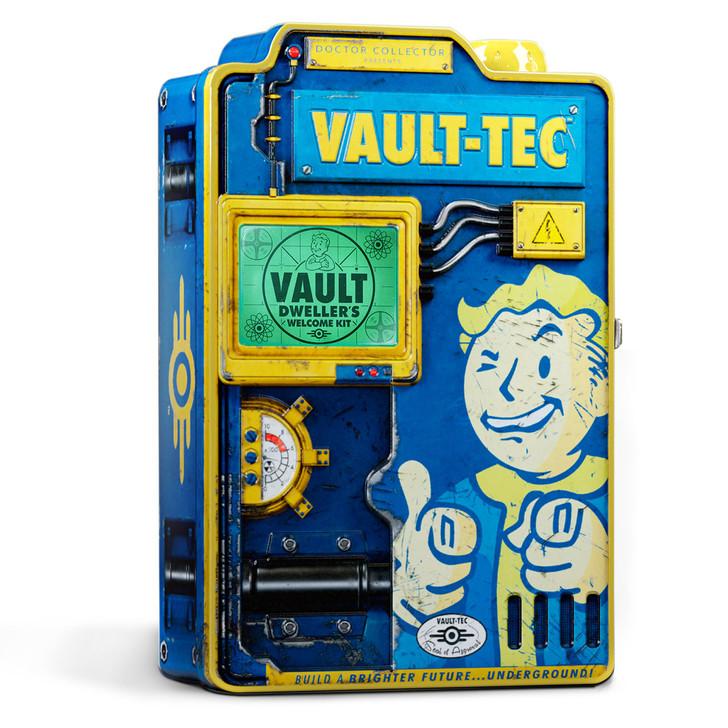 FALLOUT - KIT DEL REFUGIO VAULT-TEC - Edición Limitada