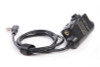 Roger Tech 409 Tactical PTT - Kenwood Version for all NATO Standard Headset with Nexus TP-120  Roger Tech 409 Tactical PTT - Kenwood Version