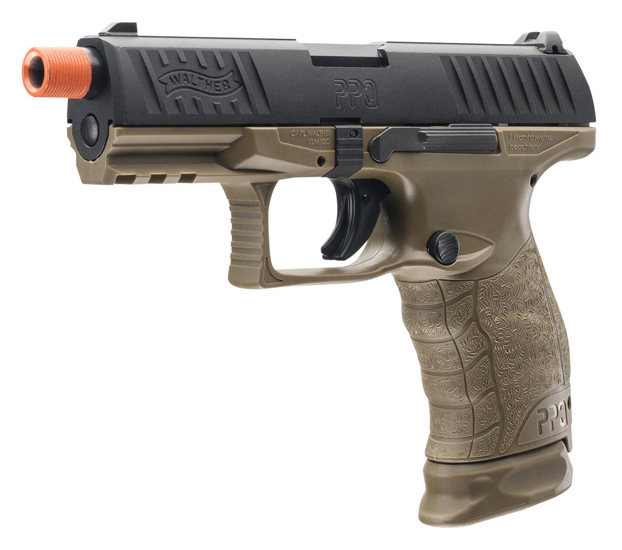 Elite Force Ppq Tactical Gas Blowback Airsoft Pistol Sku Tippmann Model 98 Gun Diagram