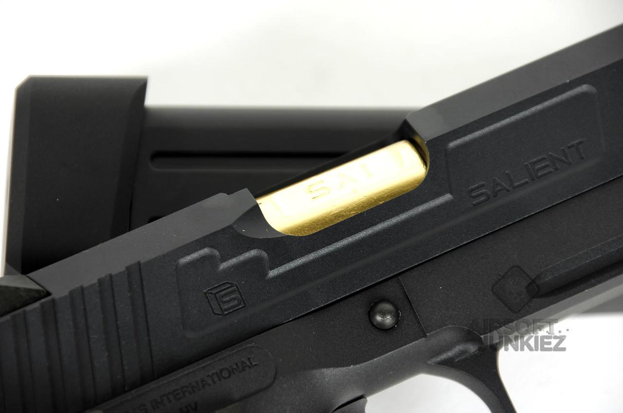 Emg Salient Arms Ds 2011 43 Aluminum Green Gas Sku Tippmann Model 98 Gun Diagram