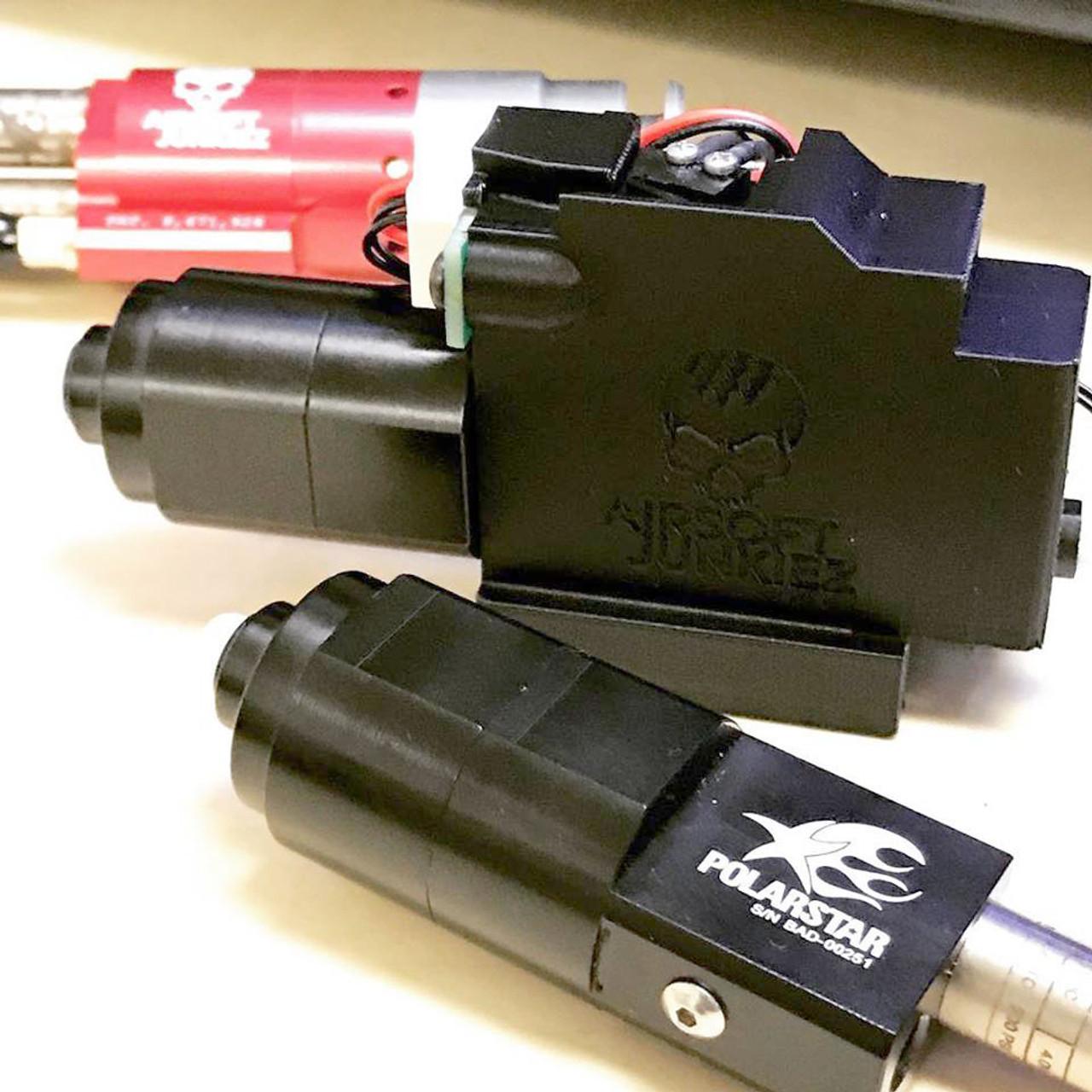 Bingo Airsoft Designs - PolarStar JACK TM MP7 Drop-in kit with IGL