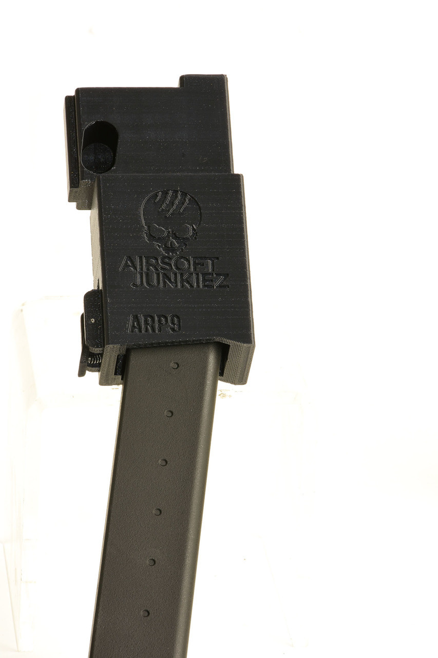 Airsoftjunkiez - Odin Innovations M12 Speed Loader Adapter for ARP9/X9