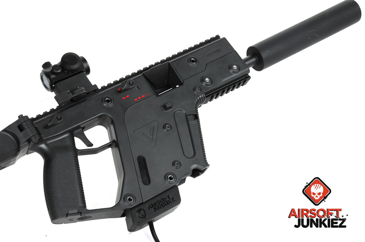 Kriss Vector with PolarStar F2 -- Upgraded with barrel /extesnion