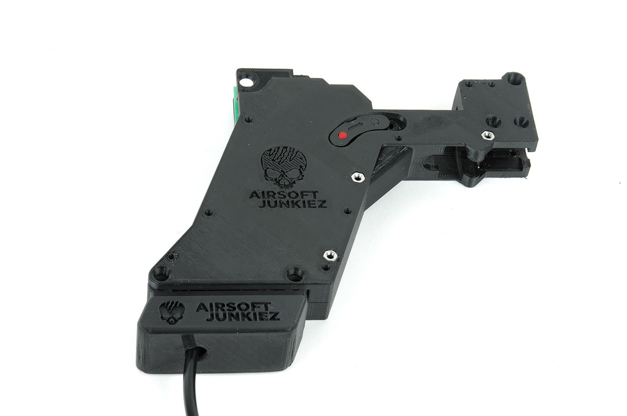 Kriss Vector Drop in Chassis with PolarStar F2 - Burst Mode