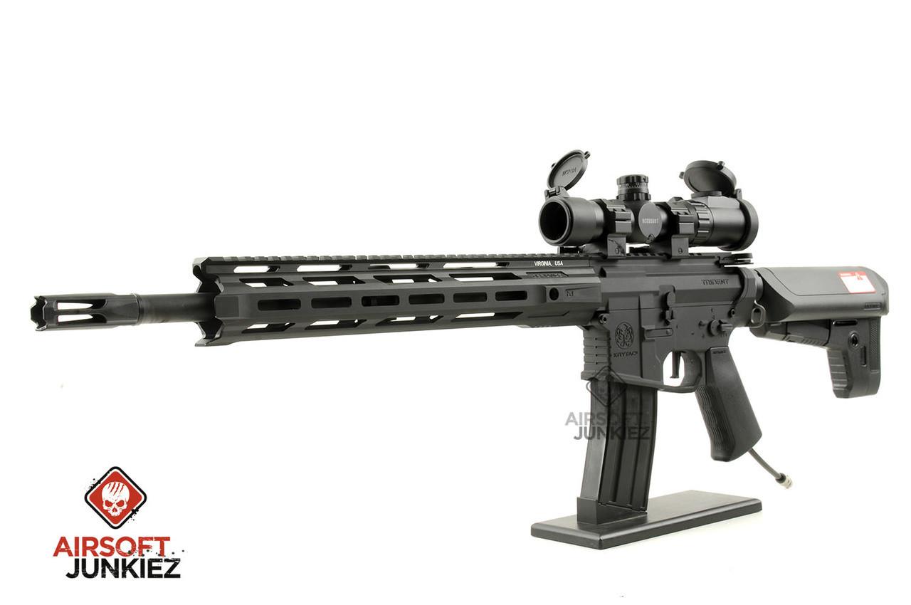 Airsoftjunkiez Krytac SPR-M HPA Rifle Package