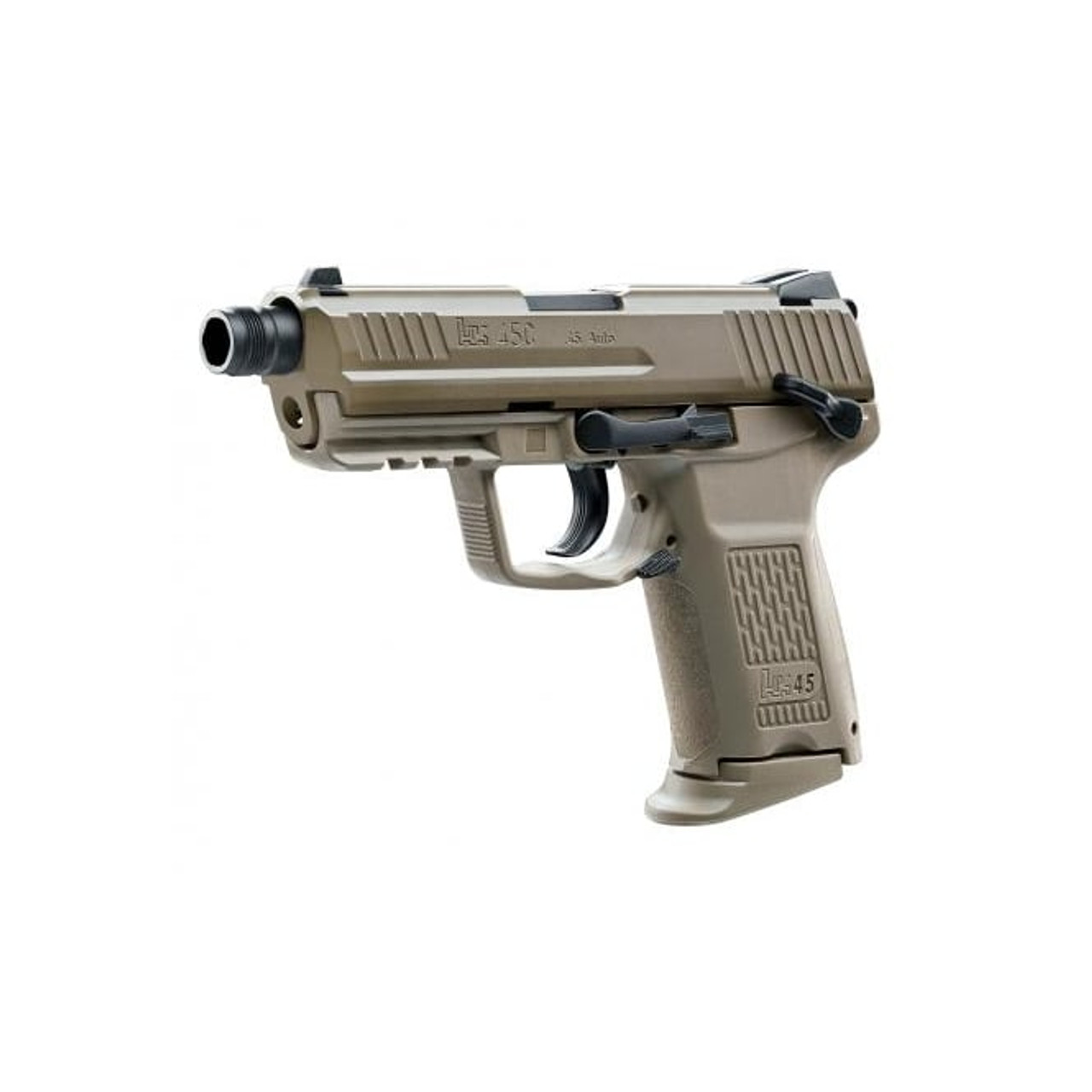 Elite Force HK HK45CT Gas Blowback Pistol (TAN)