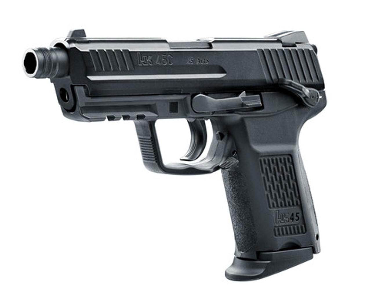 Elite Force HK HK45CT Gas Blowback Pistol (Black)