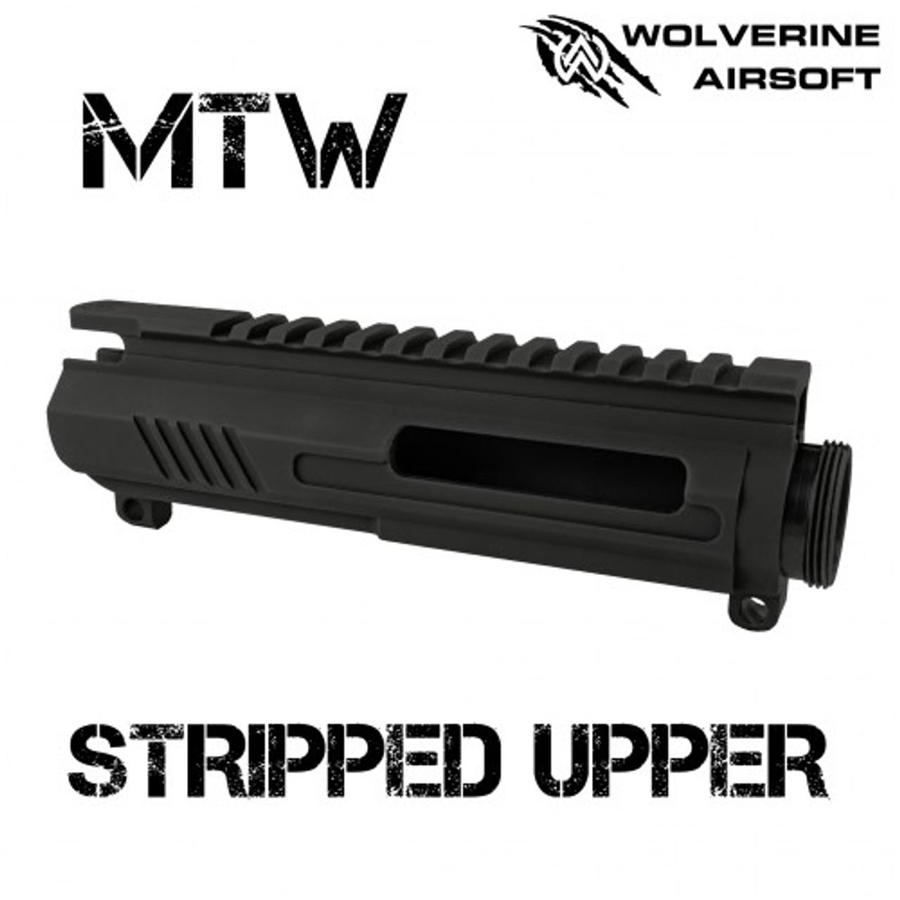 Wolverine Airsoft MTW Stripped Upper