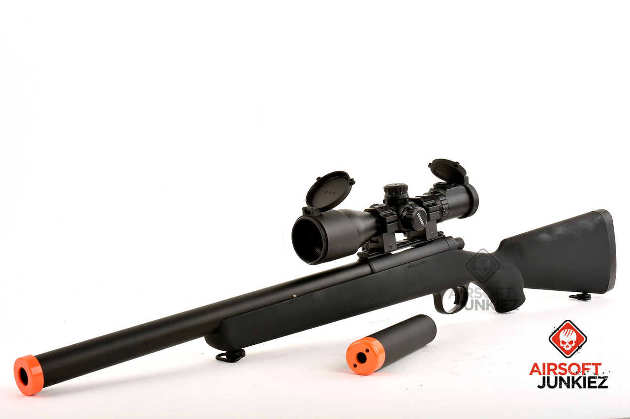 Custom G-Spec Wolverine Bolt Rifle Wraith Package
