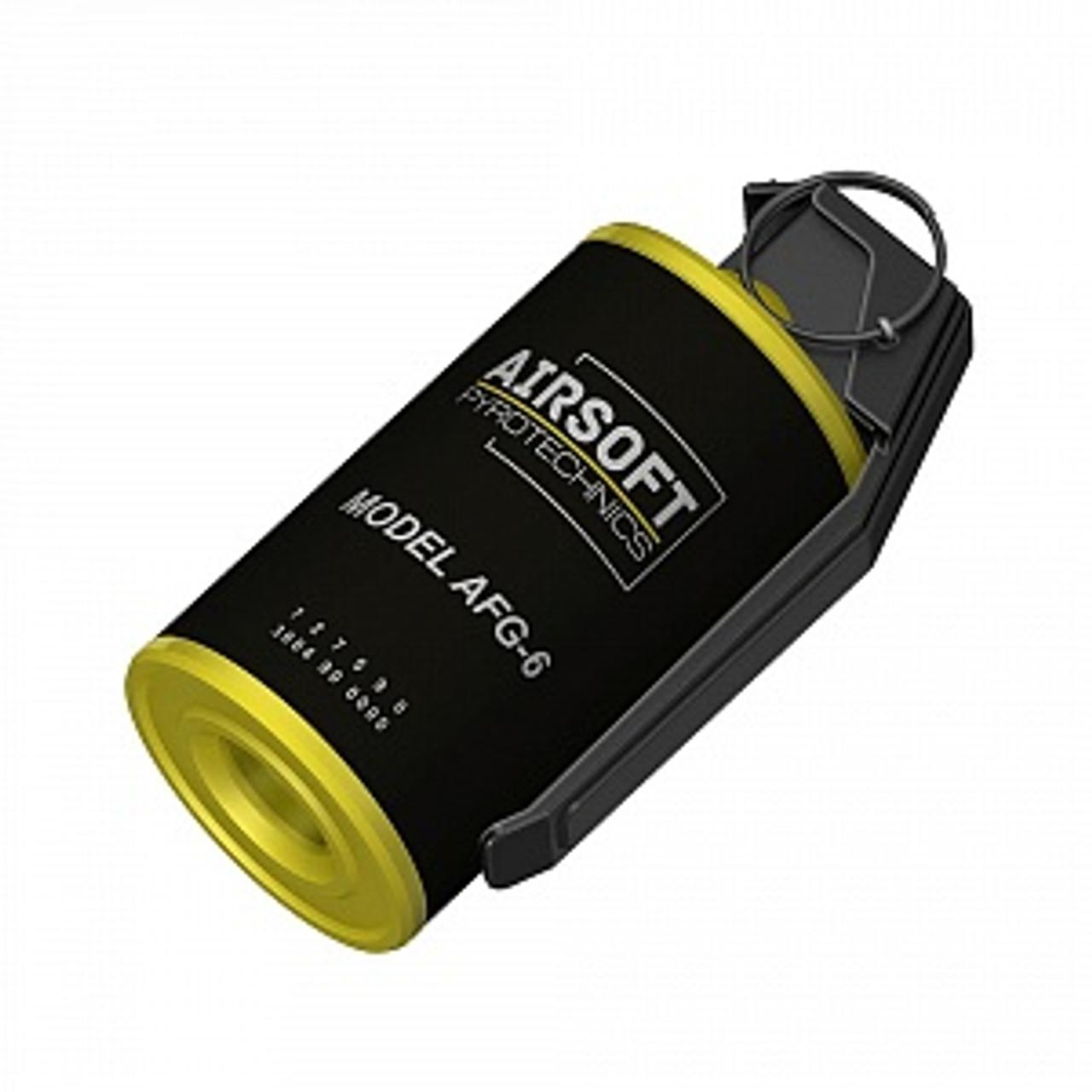 TAGinn AFG-6 (6-Pack) / Pea Grenade (HAZMAT or Pickup)