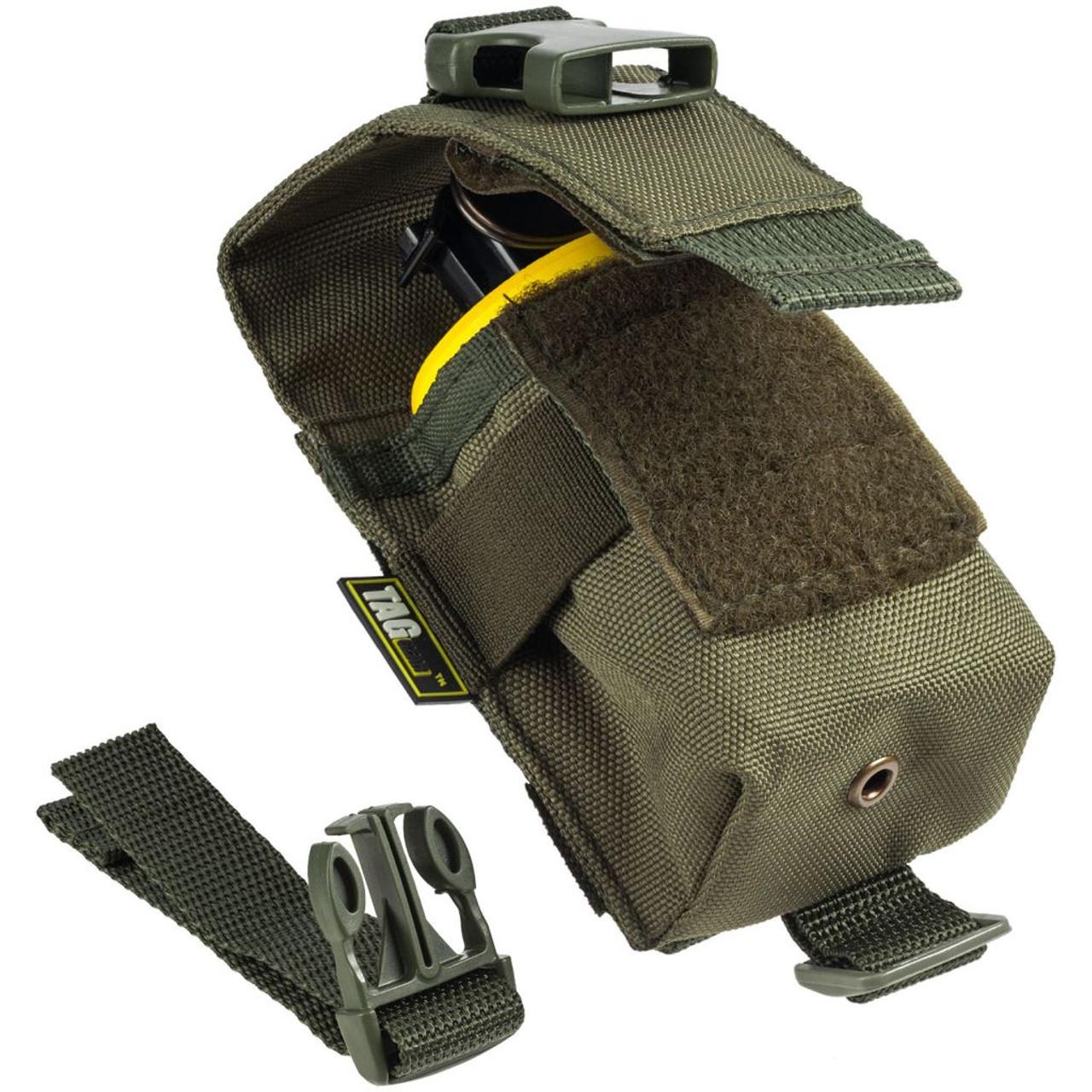"TAGinn ""Single grenade pouch"" - OD"