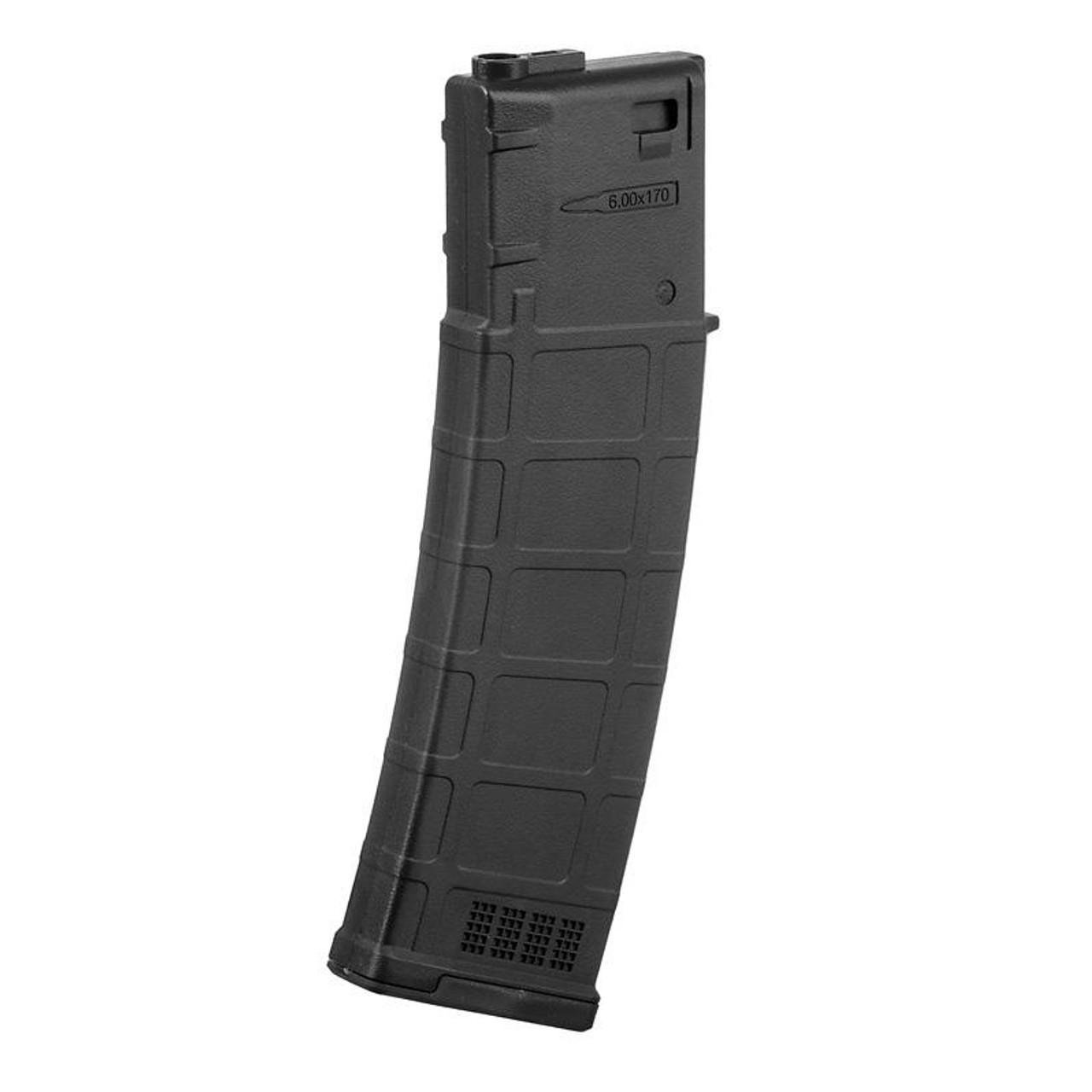 Ares AMAG 170 Round Magazine Box of 5 - Black