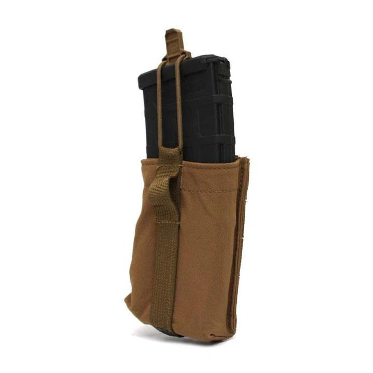 LBX M4 Speed Draw Pouch - Stretch Coyote Brown