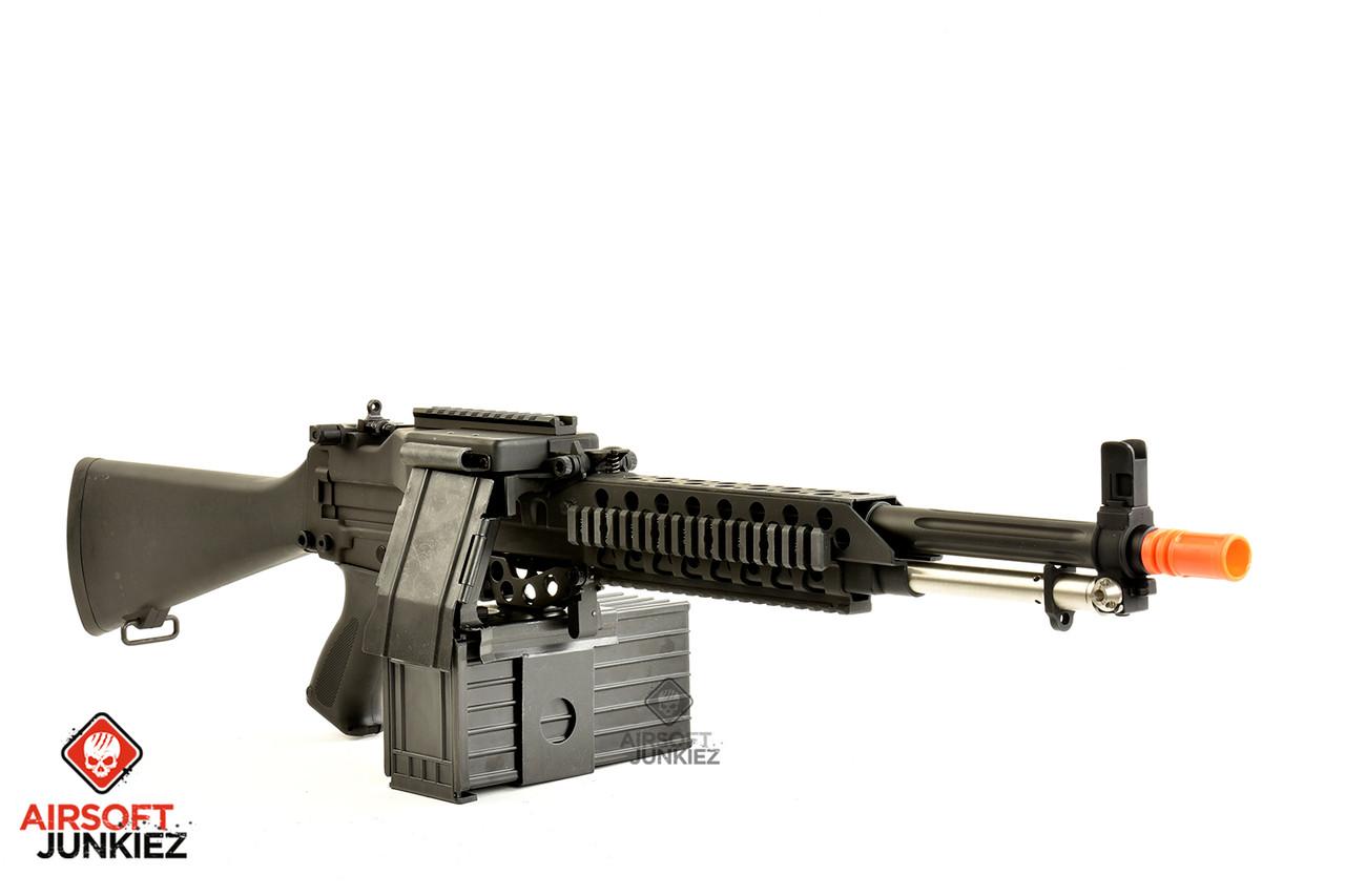 G&P Stoner M63A1 SAW Machine Gun AEG