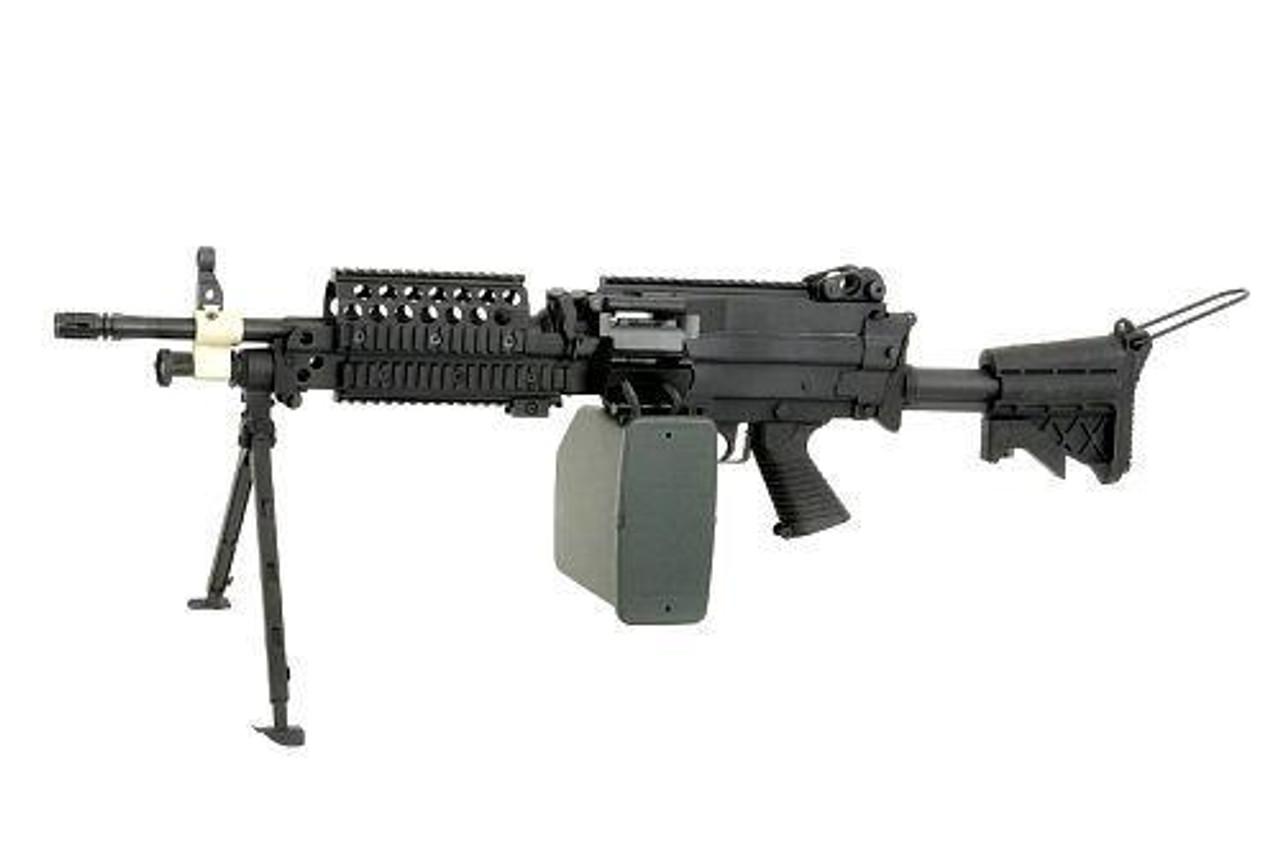 A&K MK46 M249 - Black