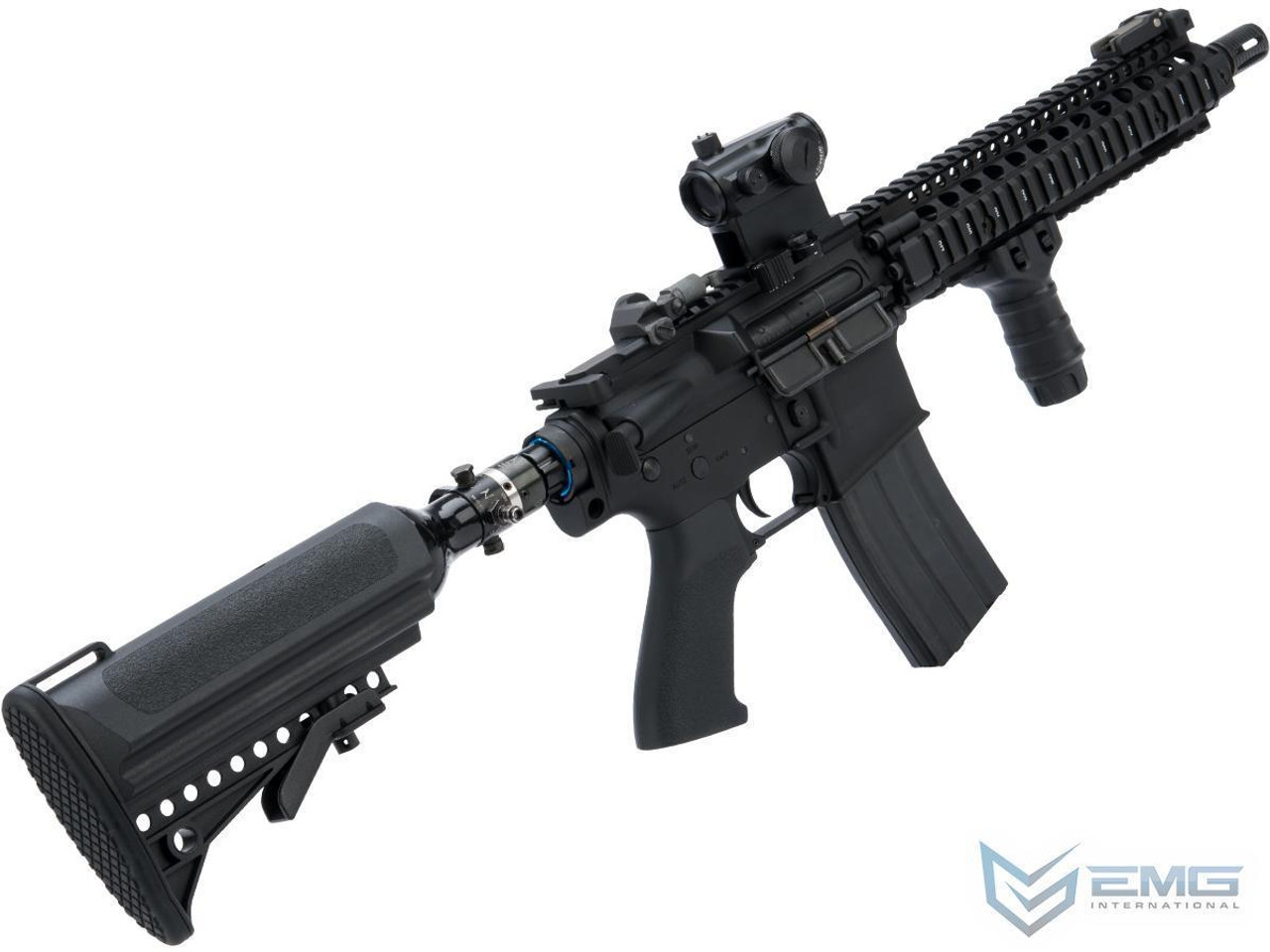 EMG / Polarstar Daniel Defense MK18 R3 HPA Powered Airsoft Rifle