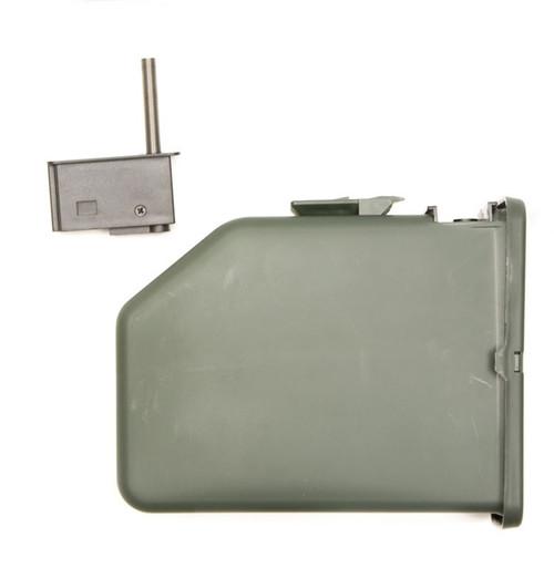 AK M249 AEG Electric Box Magazine