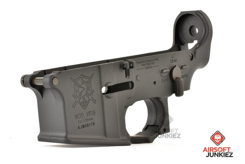 VFC M4/M16 Lower Body Receiver with Logo Engraving