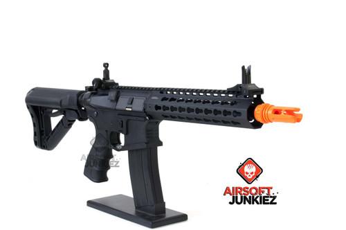 G&G CM16 SR L Airsoft AEG Rifle (Black)