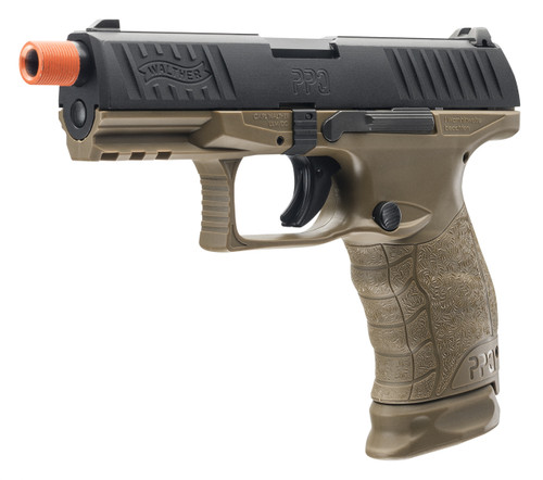 Elite Force PPQ Tactical Gas Blowback Airsoft Pistol
