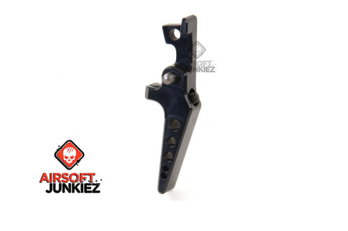 SPEED AIRSOFT HPA M4 FLAT TUNABLE TRIGGER IN BLACK