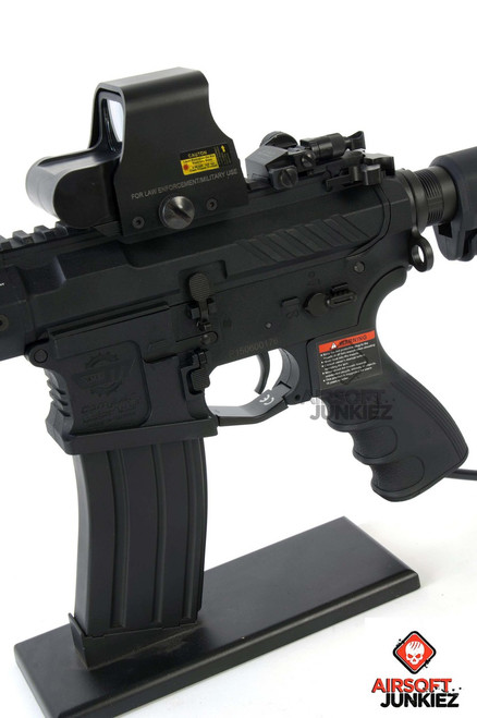 G&G CM16 SRS Black HPA Package