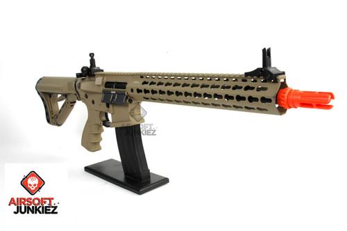 G&G CM16 SR XL Airsoft AEG Rifle (Tan)