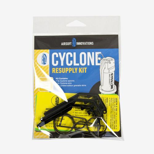 CYCLONE RESUPPLY KIT RESCYCRPR