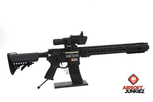 Airsoftjunkiez EMG / SAI GRY AR-15 HPA w/ JailBrake Muzzle