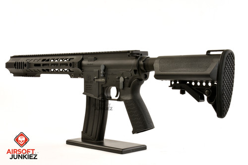 EMG / SAI GRY Forged SBR AEG Training Rifle w/ JailBrake Muzzle